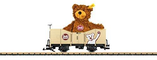 LGB Offener Güterwagen Steiff-Teddy (41229)