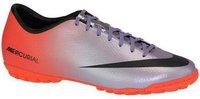 Nike JR Mercurial Victory IV TF metallic mach purple/black/total orange