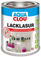 Clou AQUA COMBI Lack-Lasur 750 ml (verschiedene Farbtöne)