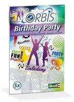 Revell Orbis Schablonenset Birthday Party (30223)
