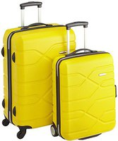 American Tourister Houston City 2/4-Rollen-Trolley Set 2-tlg. 55/70,5 cm