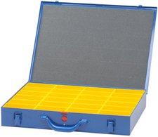 Hünersdorff Metall-Sortimentskoffer 24-tlg. (620700)