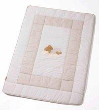 Easy Baby Krabbeldecke Sleeping Bear beige (100x135)