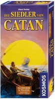 Kosmos Die Siedler von Catan - Entdecker und Piraten für 5-6 Spieler