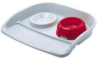 Ferplast Plastic bowls with tray Lindo (71910021)