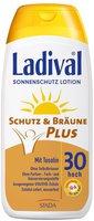Ladival Schutz & Bräune Plus Lotion LSF 30 (200 ml)
