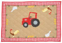 Win Green Barn Spielhaus - Floor Quilt (klein)