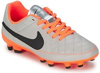 Nike Jr. Tiempo Genio LTR FG desert sand/black/atomic orange