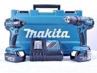 Makita DLX2007X (DTD129 + DHP459)