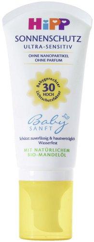 Hipp Babysanft Sonnenschutz LSF 30 (50 ml)