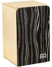 Meinl Woodcraft Cajon Striped Onyx