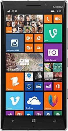 Nokia Lumia 930 Orange ohne Vertrag