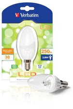 Verbatim LED Candle Frosted E14 3,8W (52136)