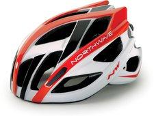 Northwave Aircrosser weiß-rot-schwarz