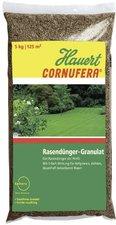 Hauert Cornufera Rasendünger- Granulat 5 kg