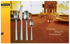 Fiskars KitchenSmart Besteckset 24 tlg.