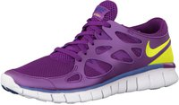 Nike Free Run+ 2 EXT Women bright grape/venom green//volt