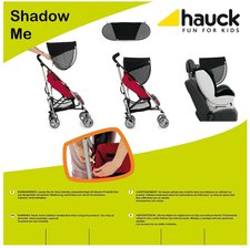 Hauck Shadow Me Sonnenschutz