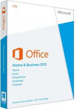 Microsoft Office 2013 Home and Business (DE) (OEM)