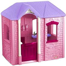 Little Tikes Spielhaus Cambridge Pink