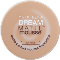 Maybelline Dream Matte Mousse Make-Up - 21 Nude (18 ml)