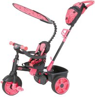 Little Tikes 4 in 1 Trike Deluxe Edition Neon Pink