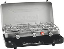 Outwell Gourmet Cooker 3-flammig