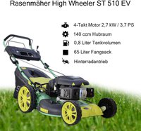 Güde Stabilo High Wheeler ST 510 EV