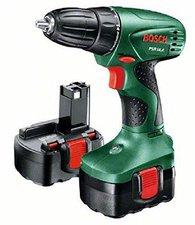 Bosch PSR 14,4 mit 2 Akkus + Zubehör (0 603 955 40D)