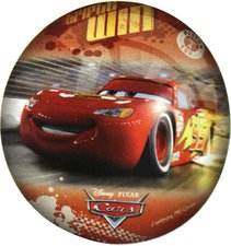Mondo Cars Spielball 14 cm