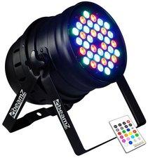 BeamZ Lighting LED PAR 36x3W RGBW