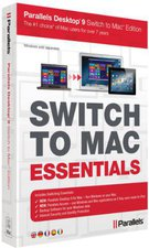 Parallels Desktop 9.0 Switch to Mac Edition (Multi) (Mac)