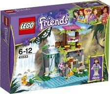 LEGO Friends - Einsatz am Dschungel-Wasserfall (41033)