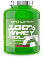 Scitec Nutrition 100% Whey Isolate 2000g Himbeer