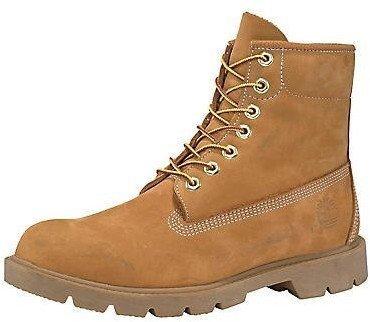 Timberland 6 Inch Premium Boot - Wheat Nubuck (10066)