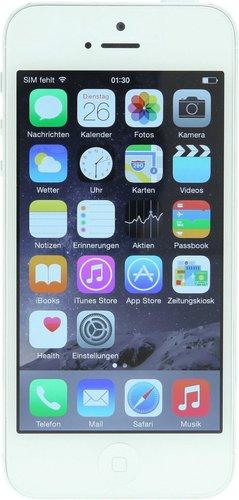 Apple iPhone 5 32GB Weiß ohne Vertrag