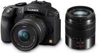 Panasonic Lumix DMC-G6 Kit 14-42 mm + 45-150 mm (DMC-G6W)