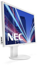 NEC Display Solution MultiSync EA244WMI-WH weiß