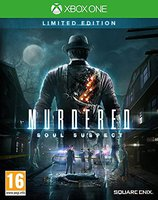 Murdered: Soul Suspect - Limited Edition (Xbox One)