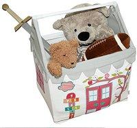 Kidsley Spielzeugbox Schule