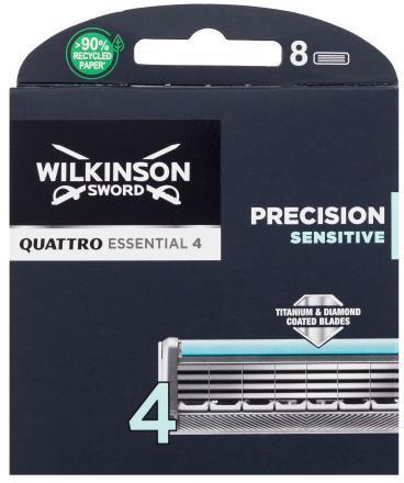 Wilkinson Quattro Titanium Sensitive (8er)