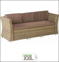 Merxx Luxor Bank 3-Sitzer (28323-222)