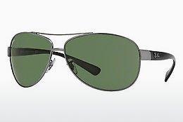 Ray Ban RB3386 004/71 (gunmetal/green)