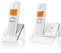 Alcatel Versatis F230 Voice Duo Grau