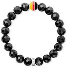 Thomas Sabo DFB Basisarmband schwarz (DFB_A0002-148-11)
