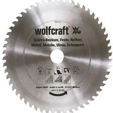 Wolfcraft CV-Kreissägeblatt 350 x 30 x 1,8 mm 56Z (6606000)