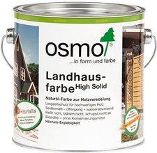 Osmo Landhausfarbe anthrazitgrau 2,5 Liter (2716)