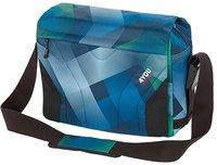4You Igrec Messengerbag Blue Graphics
