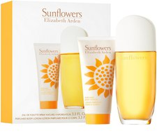 Elizabeth Arden Sunflowers Set (EdT 100ml + BL 100ml)