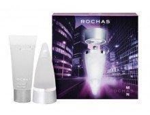 Rochas Man Set (EdT 100ml + SG 200ml)